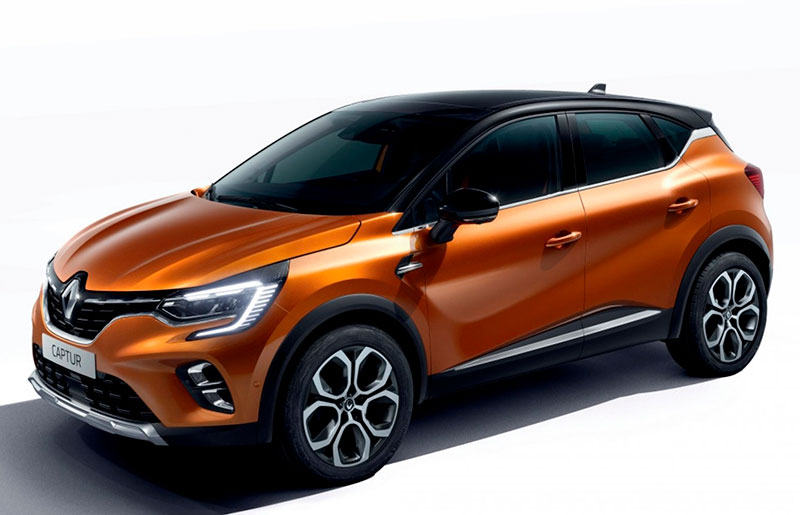 Renault Captur Corporate Edition Blue dCi EDC